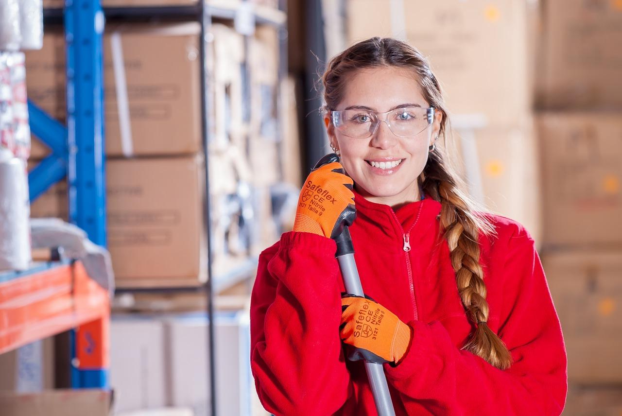 Arbeitsschutz für Frauen und Männer